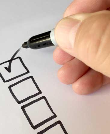 IT Checklist Image