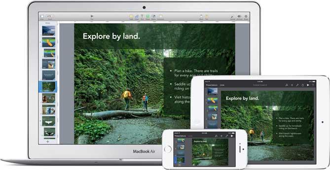 Apple Keynote Training - skött-i t
